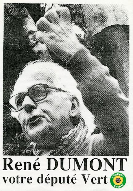 René Dumont