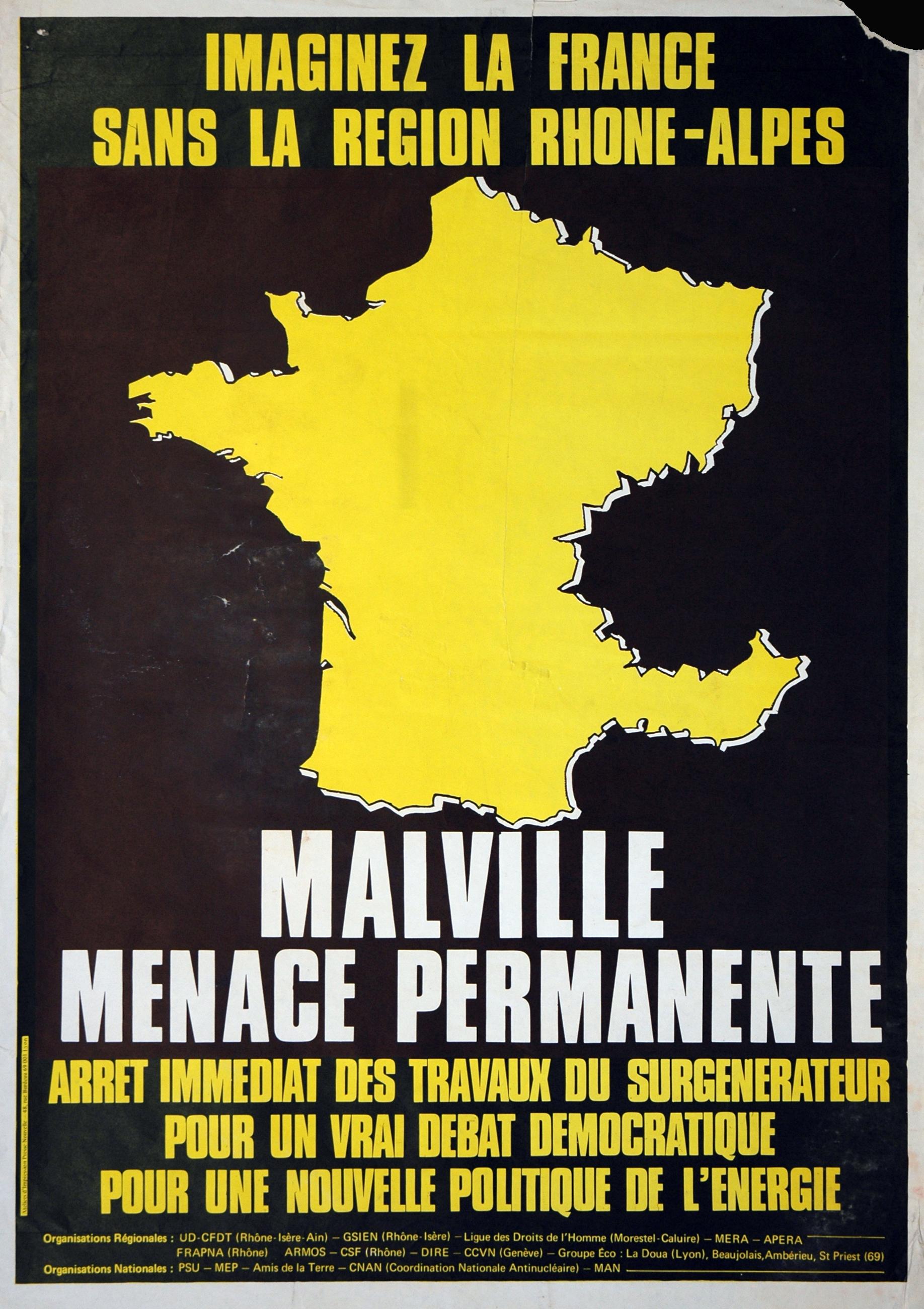 affiche 3 Creys Malville