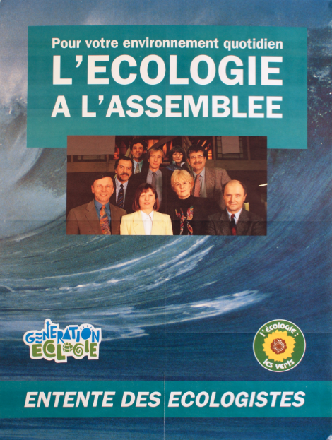 entente des ecologistes