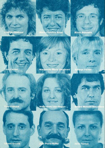 gourpe PE 1989-1994